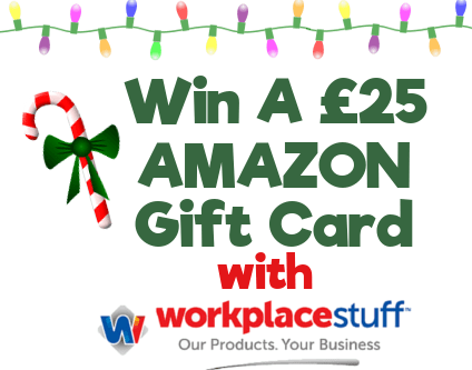 WIN! £25 Amazon Gift Card Christmas Giveaway