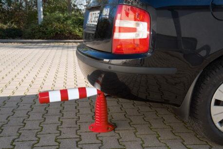 FLEXBack Delineator Traffic Post