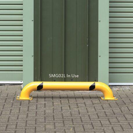 Heavy Duty Yellow Machine Guarding 1