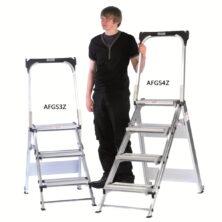 Mobile Folding Steps