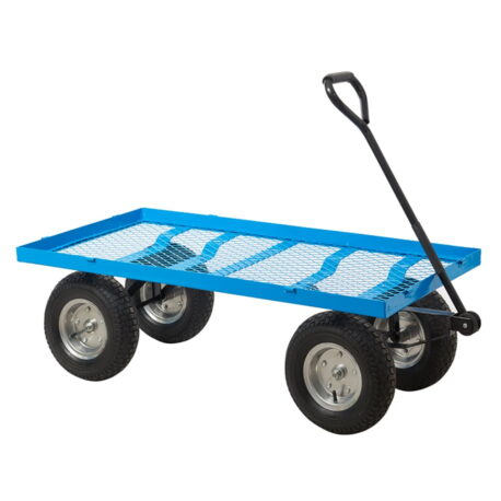 reach compliant heavy duty platform truck flat base