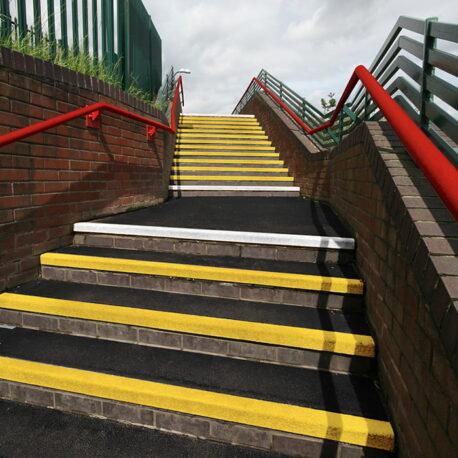 Anti Slip GRP Stair Tread Covers