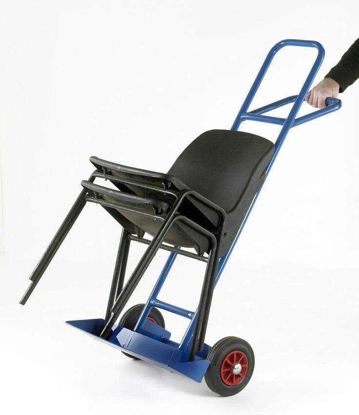 Chair Trolley Industrial Workplace Stuff