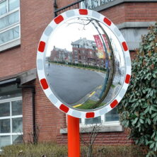 convex-traffic-mirror