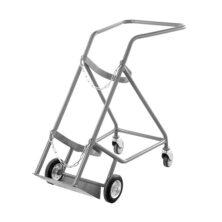 cylinder-lifting trolley