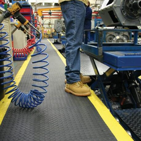 Deckplate Anti-Fatigue Matting - 14mm Thick