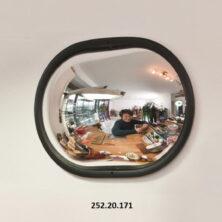 Detective Acrylic Convex Wall Mirrors