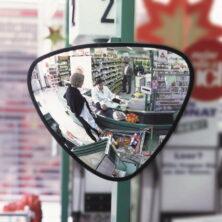 Detective Convex Observation Mirror