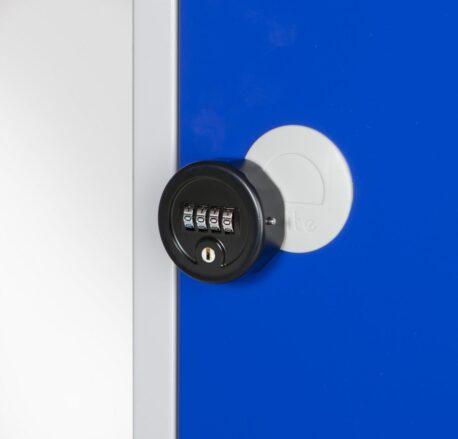Elite Lockers Accessories - Locks, Sloping Top, Number Plates