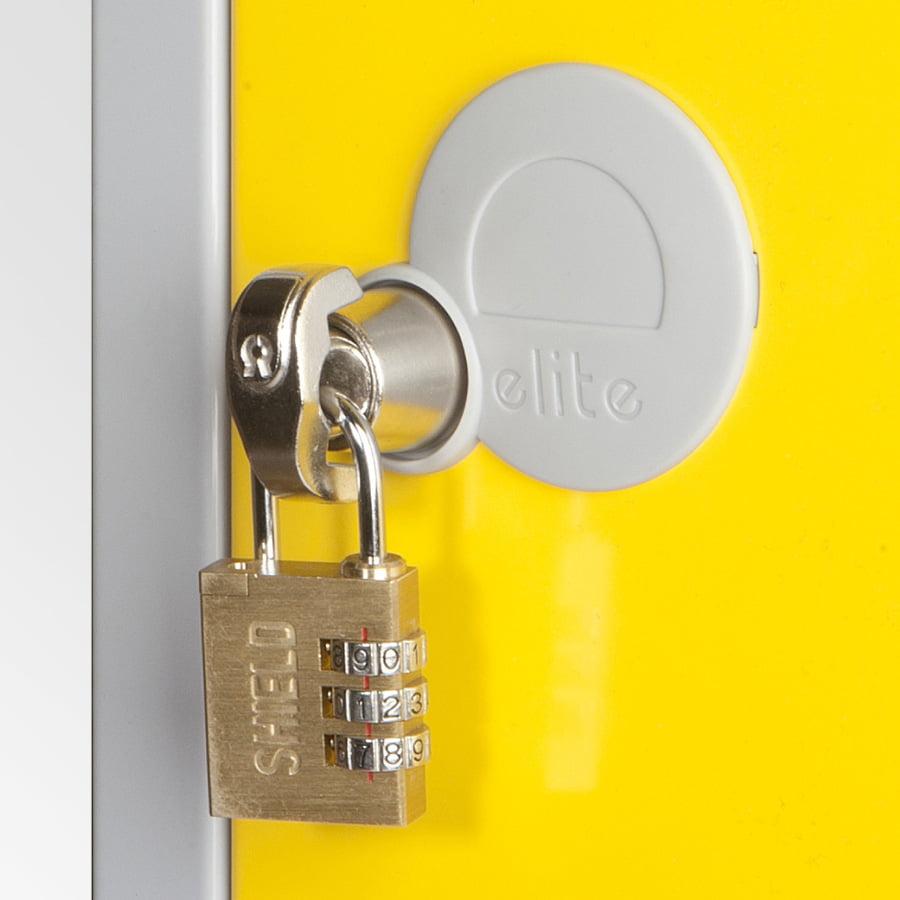 elite metal lockers 1 door