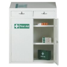 First Aid Medical Workstation