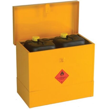 Flammable Liquid Storage Bins - Flat Top or Sloping Top