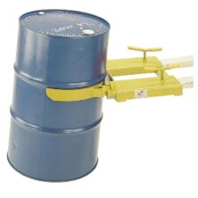 Forklift Attachment Drum Clamp