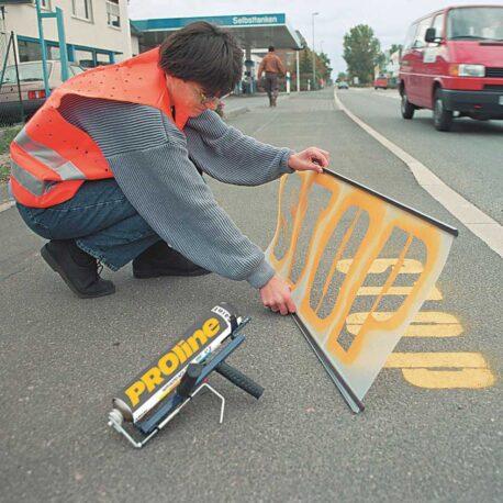 Handheld Line Marking Paint Applicator - PROline