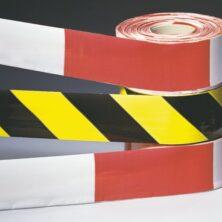 Hazard Barrier Tapes