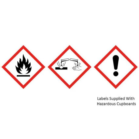 Hazardous Storage Cupboards