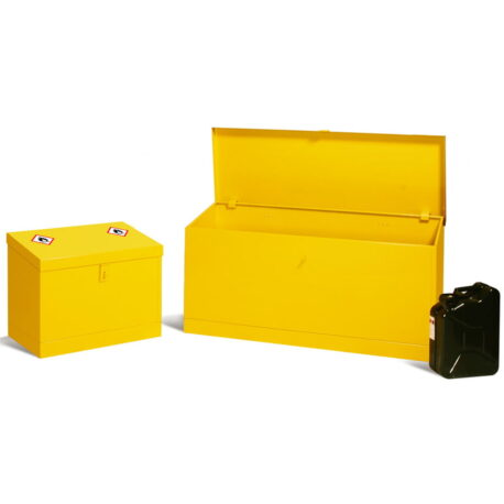Hazardous Storage Floor Bin