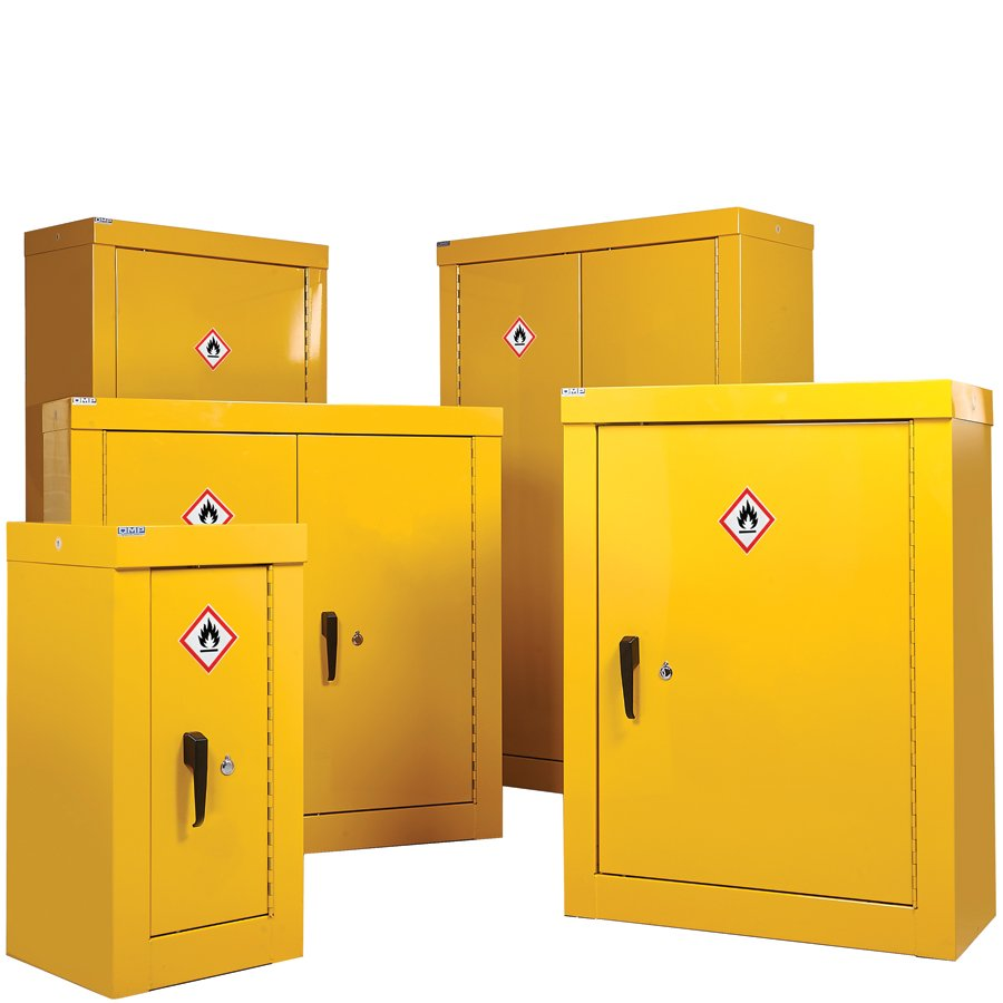 Superieur Hazardous Storage Security Cabinets