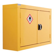 Hazardous Storage Wall Cabinet