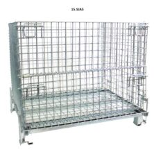 Heavy Duty Folding Cage Pallets