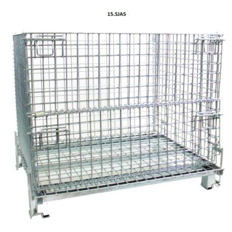 Heavy Duty Folding Cage Pallets