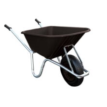 heavy duty plastic wheelbarrows