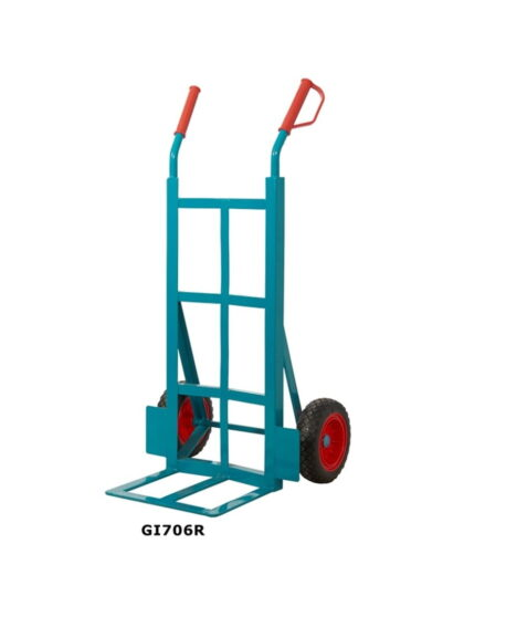 heavy duty sack trucks pp wheels 5