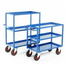 Heavy Duty Tray Trolleys