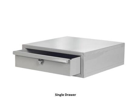 Heavy Duty Workbench Cupboard & Drawer