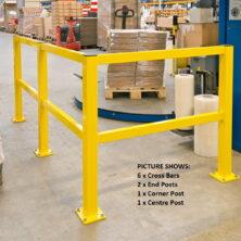 Impact Protection Railing System - Medium Duty
