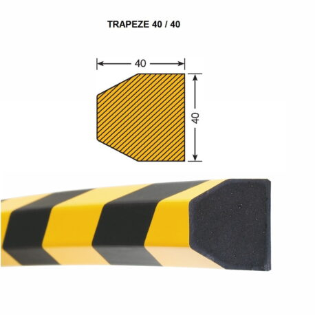 Impact Protection Surface Profiles - 1,000mm Lengths