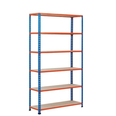 Industrial Shelving - Up to 340kg Per Shelf
