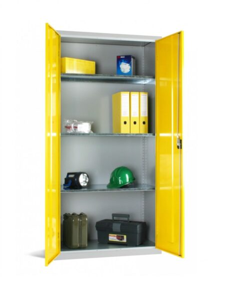 industrial workiplace cupboards standard and extra wide