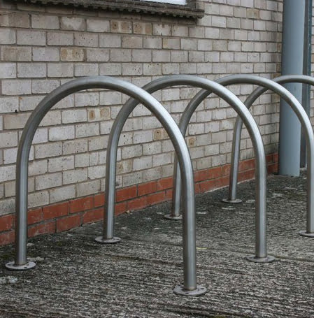 Kirkby Cycle Stands