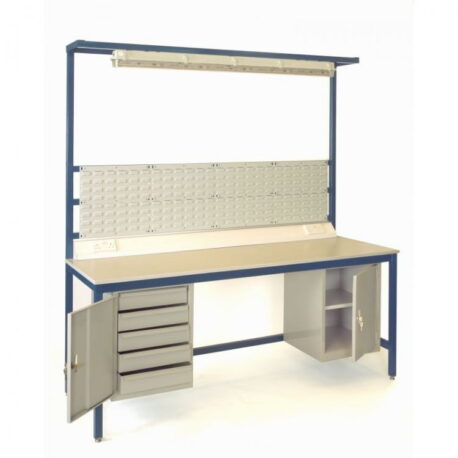 Laminate Top Medium Duty Workbench