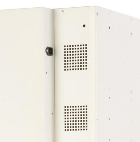 Laptop Charging Lockers - 10 Doors