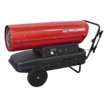 image of large area space heater kerosene diesel