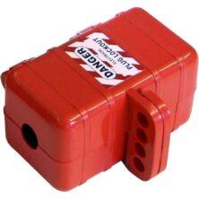 image of pneumatic plug lockout
