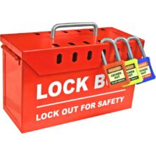 image of lock box
