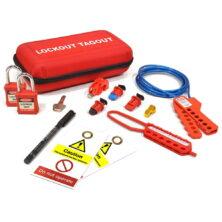 image of maintenance electrical lockout kit