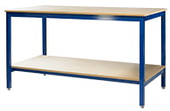 Medium Duty Workbench Lower Shelf