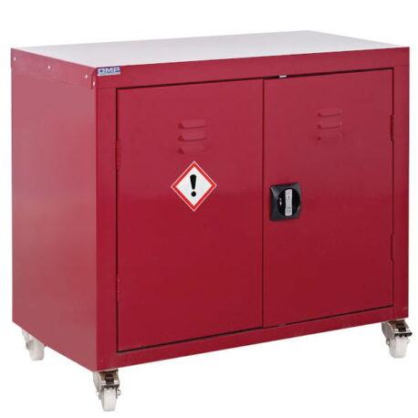 Mobile Pesticide Storage Cabinets