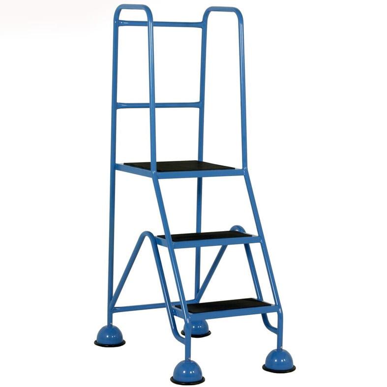 Mobile Safety Steps Large Platform Workplace Stuff