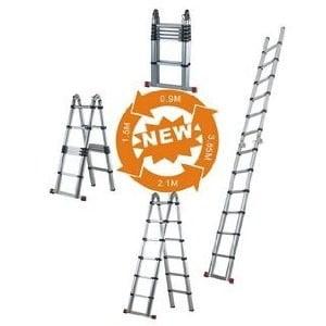 Multi Position Telescopic Ladder