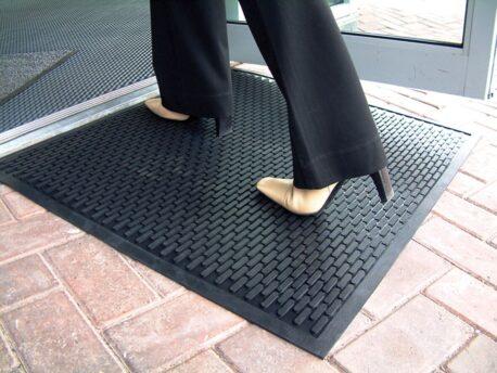 Nitrile Anti Slip Entrance Mats - COBAscrape