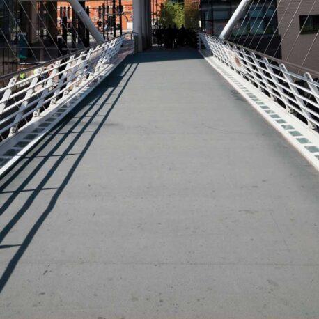 Non Slip GRP Flooring - Cobagrip Sheets