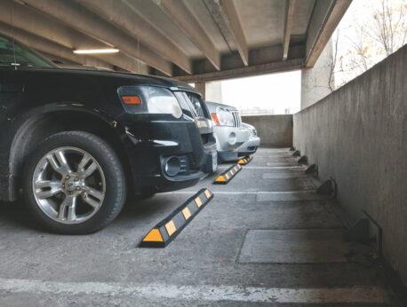 Parking Wheel Stops