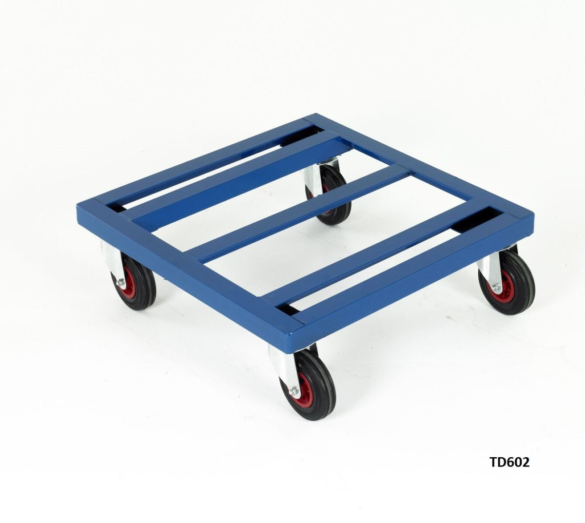 Platform Dolly Steel Or Timber Deck Workplace Stuff