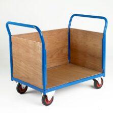 Platform Truck - 3 Plywood Sides