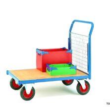 Platform Truck - Mesh Panels